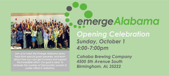 Emerge Party - Oct 1